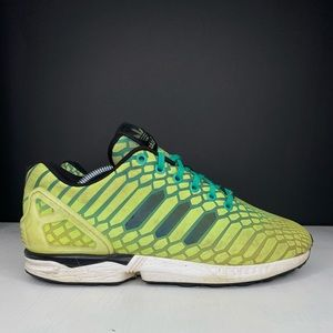Adidas Originals ZX Flux Glow In The Dark 3M Shoes
